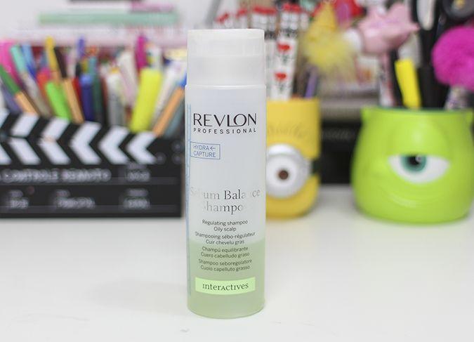 Revlon - Shampoo Sebum Balance