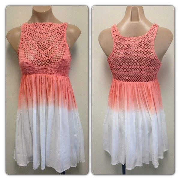Sunset Midst Dress Coral – Orange Sherbet eBoutique