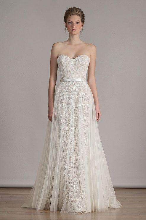 Vestidos de Noiva Plissados | Mariée: Inspiração para Noivas e Casamentos