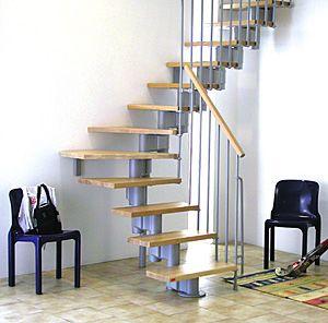 Kompact Adjustable Staircase Kit modèle compact