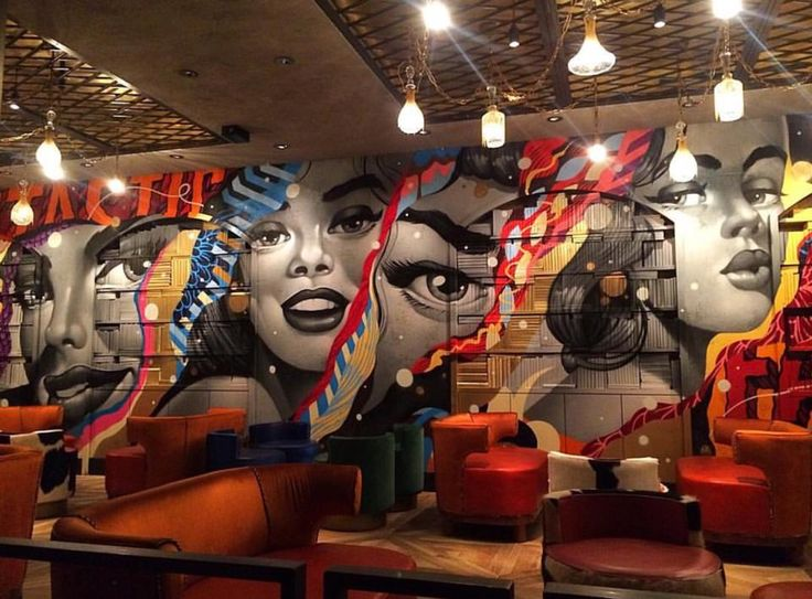 Vandal NYC: 5 Things to Know About Tao Group's Bowery Behemoth - Eater NYclockmenumore-arrow : Street food and street art meet on the Bowery.