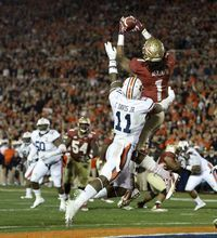 Florida State tops Auburn for BCS Championship on late TD