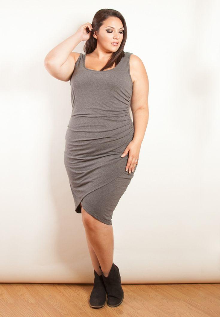 Con dresses for size body plus