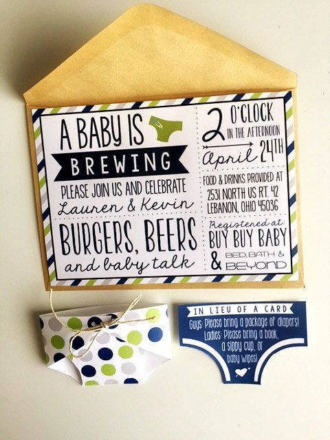 Find This Pin And More On BBQ Coed Baby Shower By Chicacmd.