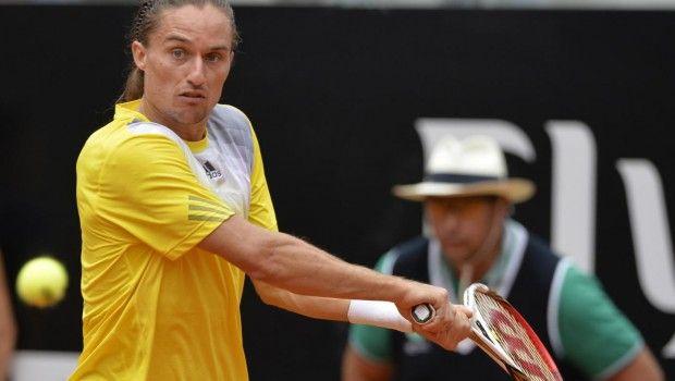 Torneo Atp 250 di Mosca, tra i protagonisti anche l'ucraino Alexander Dolgopolov.