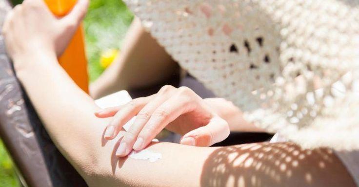 #Gesundheit: Bei starkem Sonnenbrand helfen ASS, Joghurt und Quark - FOCUS Online: General-Anzeiger Gesundheit: Bei starkem Sonnenbrand…