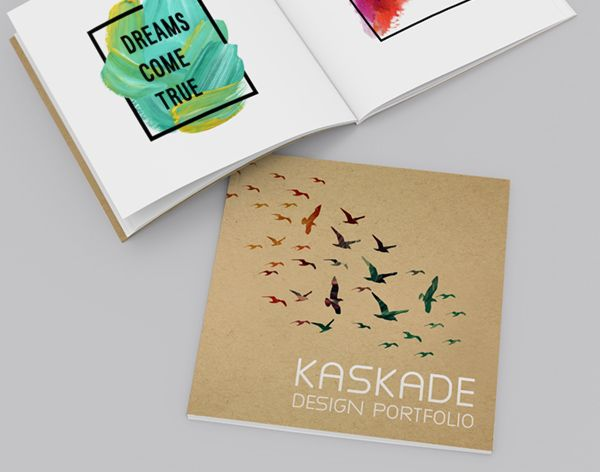 Kraft Cover with White Ink Printing - 5 Ideas for Your Next Booklet Printing Project | Smartpress.com
