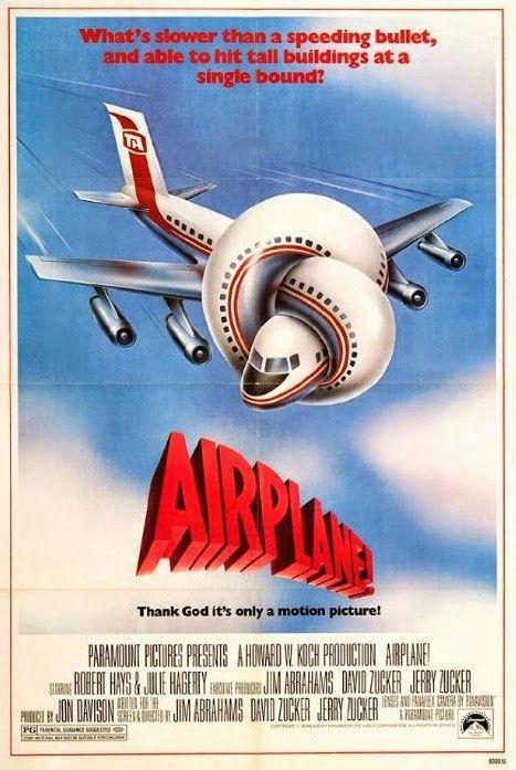 El señor de los bloguiños: Aterriza como puedas (1980) de Jim Abrahams, David...