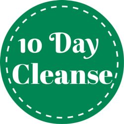 10 Day Cleanse with recipes