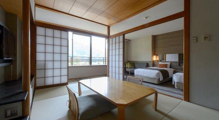 HIROSHIMA: Hotel Miyajima Grand Arimoto