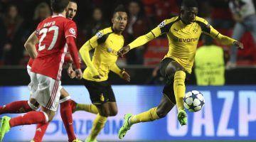 Prévisions Dortmund – Benfica (Ligue des champions 08/03/2017)
