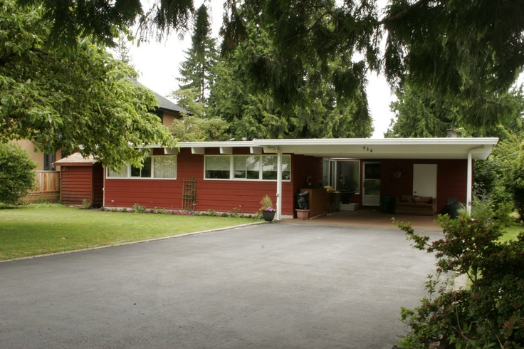 63 Best Images About Vancouver Mid Century Modern Houses