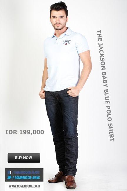 Polo Shirt polos ini pilihan mu hangout hari ini mas bro >> http://ow.ly/uLT2H