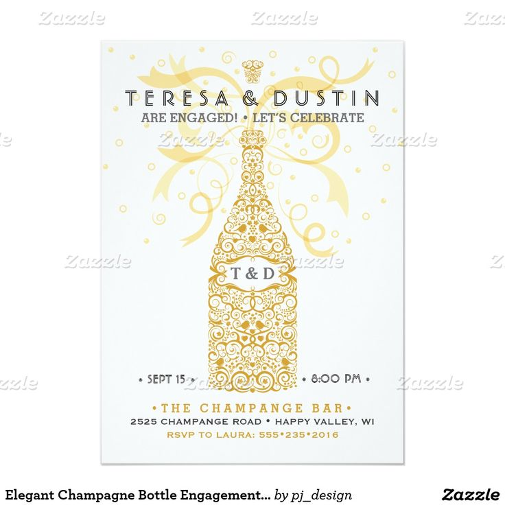 33 best Engagement Party Invitations images – Elegant Engagement Party Invitations