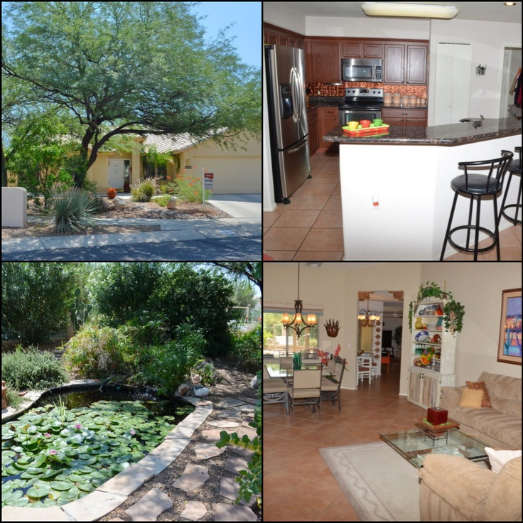 Tucson, AZ home in Oro Valley. Contact The Hoffman Group @ www.hoffmangrouponline.com