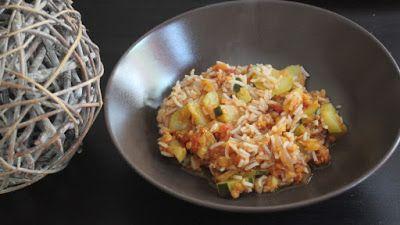 Papilles On/Off: Curry indien de courgettes et lentilles corail