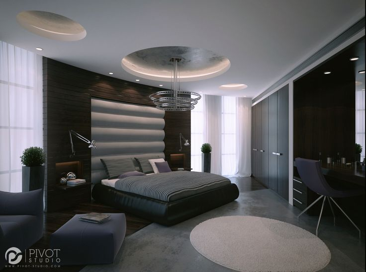 Contemporary Bedrooms | Pivot