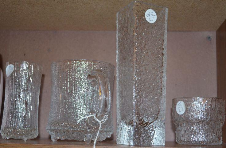 Vintage Iittala Crystal