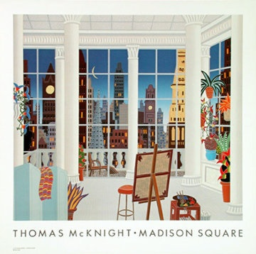 Thomas McKnight Madison Square