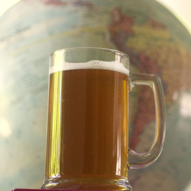 Most popular beers from 35 countries
