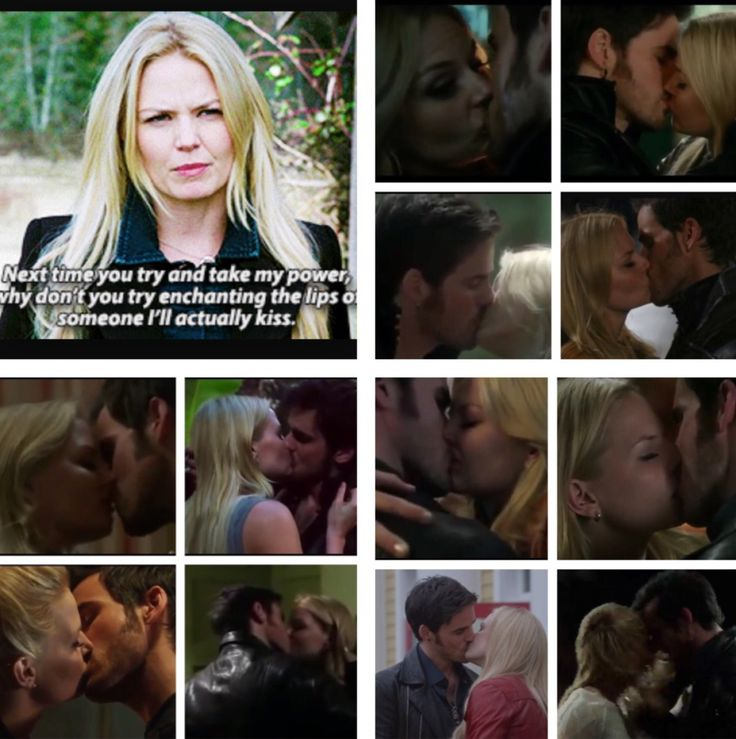 Captain swan kisses. You were saying emma?
