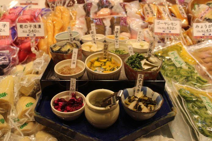 レイチェル·クー日本 - ピクルス錦市場
