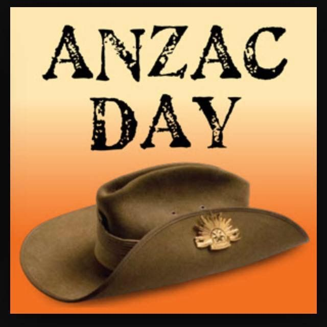 anzac day We're opening bright and early this anzac day to feed those rumbling tummies after dawn service - bring the family down for a warm and hearty breakfast at ours.