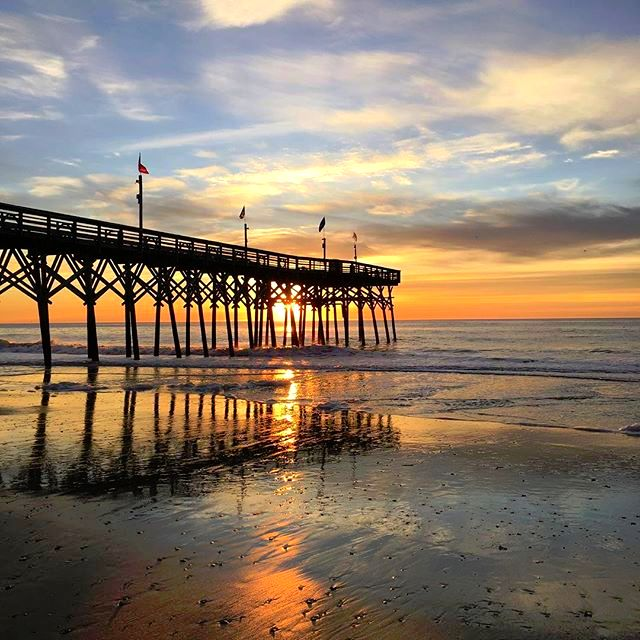 17 best images about myrtle beach beauty on pinterest for Fishing piers in myrtle beach