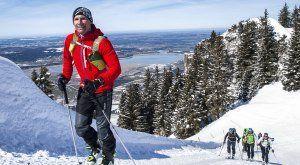 Füssen - eine Skitour im Allgäu, © Füssen Tourismus und Marketing