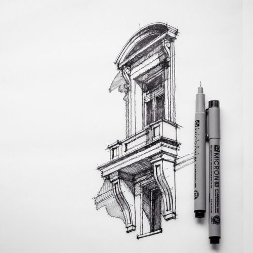 Best Architecture Sketchbook Ideas On Pinterest Travel