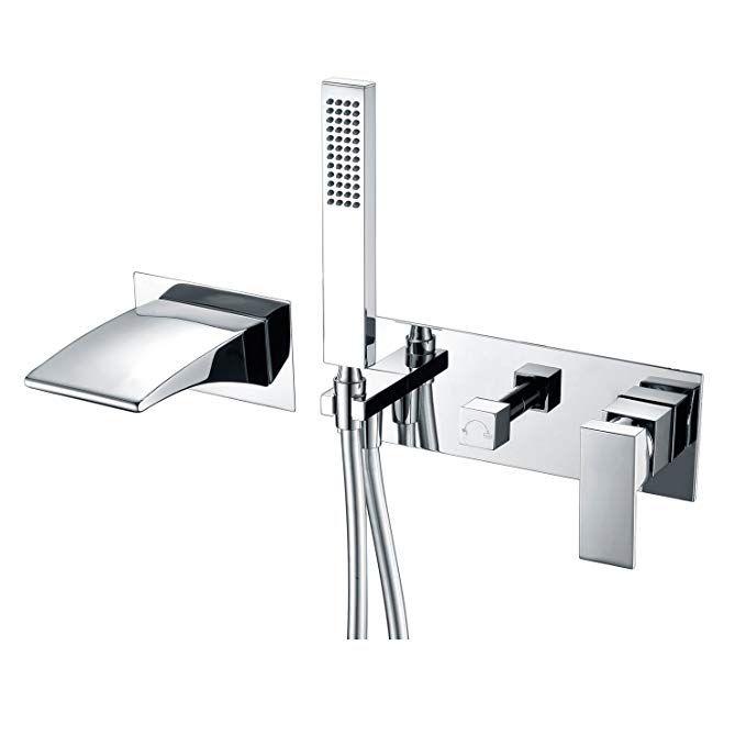 sumerain wall mount tub faucets