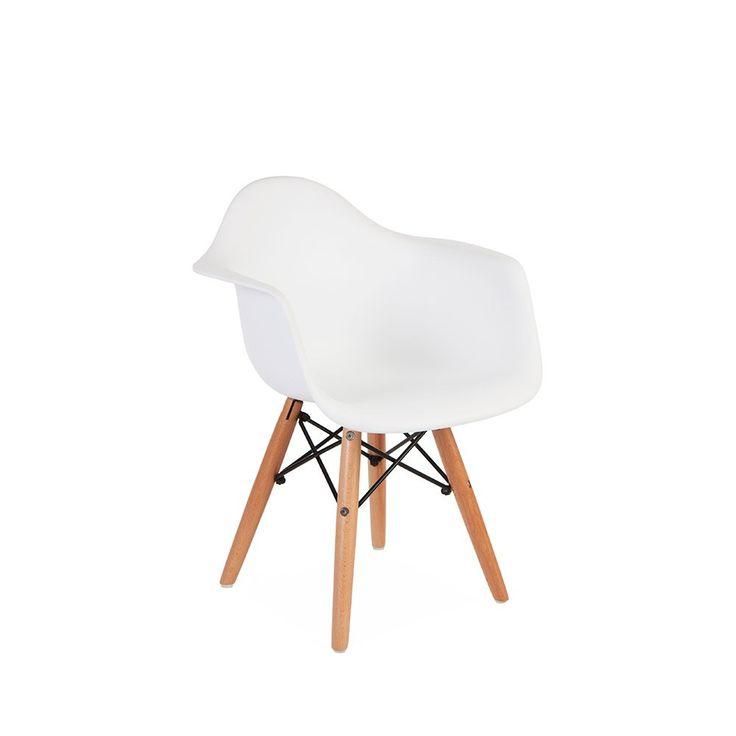 kids eames style daw chair white nursery ideas