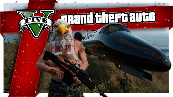 GTA 5 - Impossible Landing !!!