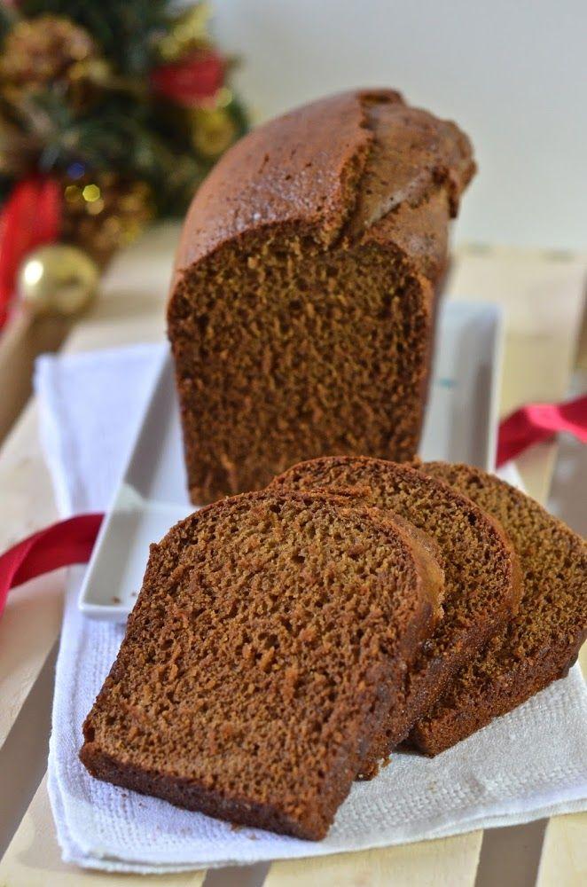 Pain d'épices J'ai passé plus de temps à élaborer ma recette par écrit, qu'à la réaliser; et je suis très contente du résultat obtenu : semblable au pain...