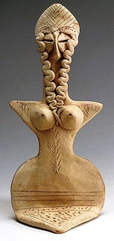 La primera Diosa de la tierra era Gordita!!!