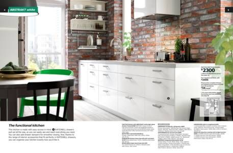 IKEA Kitchen Brochure 2015