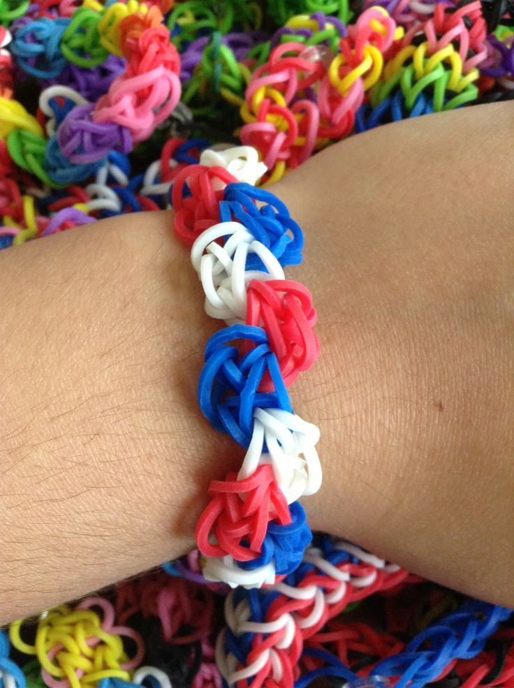 17 Best Images About Crafts Girls Rubberband Loom Jewelry