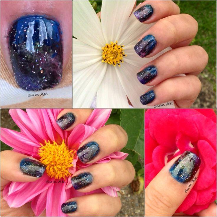 19 best My Nail Arts images on Pinterest   Art nails, Nail arts and ...