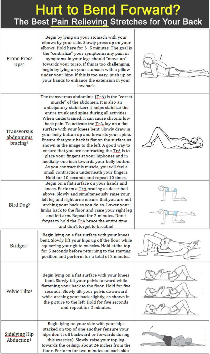 Back exercise lower physical therapy - Lower Back Pain Here S How To Reduce Pain Without Drugs Or Surgical Interventions
