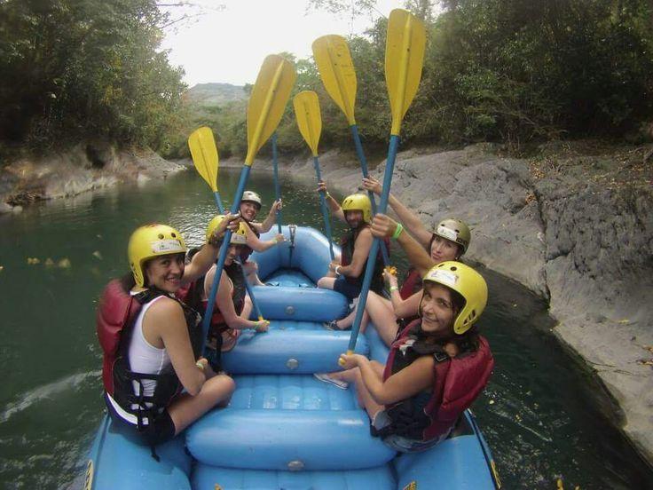 Rafting,  Tobia ( cundinamarca ) Colombia.