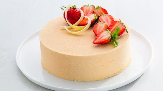 Торт Клубника-базилик-ваниль. Пошаговый рецепт с фото, удобный поиск рецептов на Gastronom.ru