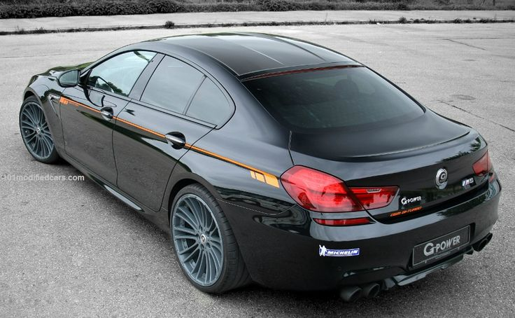 101 Modified Cars - Modified BMW 650i F06 Gran Coupe