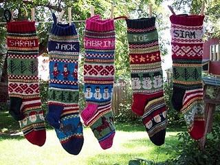 stockings: Hands Knits, Heart, Elephant, Colors, Fairisle, Knits Christmas Stockings, Christmas Stockings Pattern, Christmas Ideas, Fair Isles