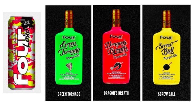 Four Loko Shots