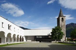 Dorpschool in Monte Carasso (CH) door Luigi Snozzi