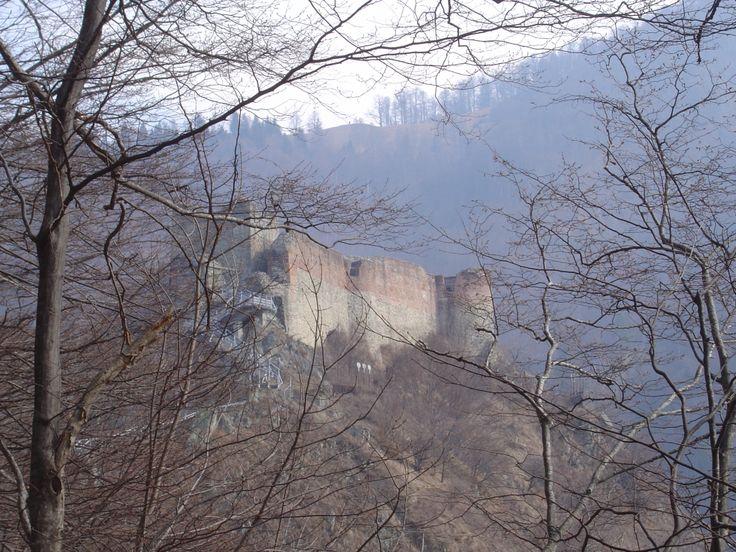Poenari Fortress (photo Eugen Cojocariu)