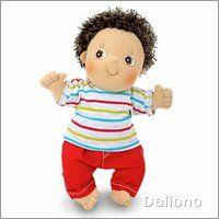 Rubens Cutie Therapiepuppe Charlie von Rubens Barn - Joyk Puppen