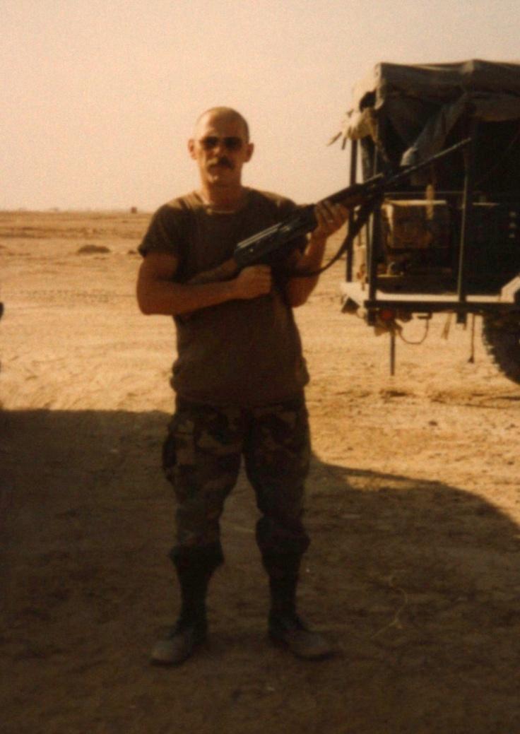 KKMC Saudi Arabia, March 1991 Military Military