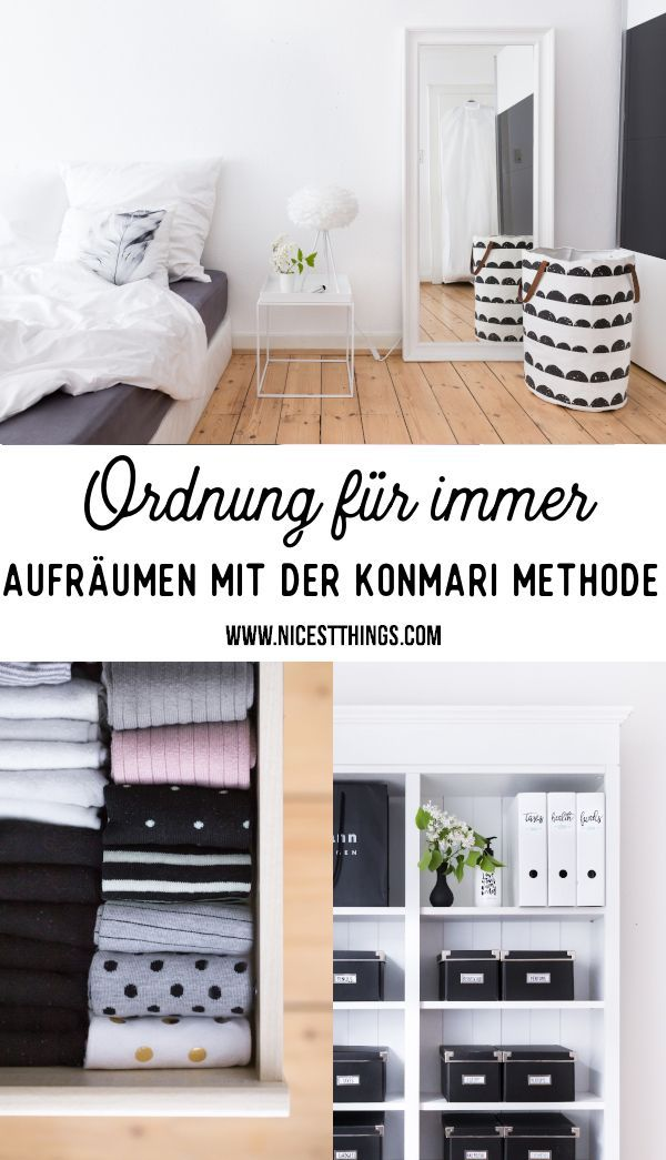 KonMari Methode: Magic Cleaning, Aufräumen nach Marie Kondo ...