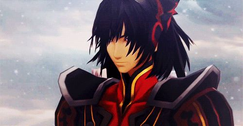 King Gaius - Tales of Xillia